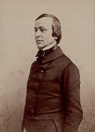 Édouard René de Laboulaye - Image: Édouard René de Laboulaye by Nadar