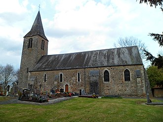 Amigny - Notre-Dame church
