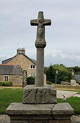 croix de cimetière de Quily