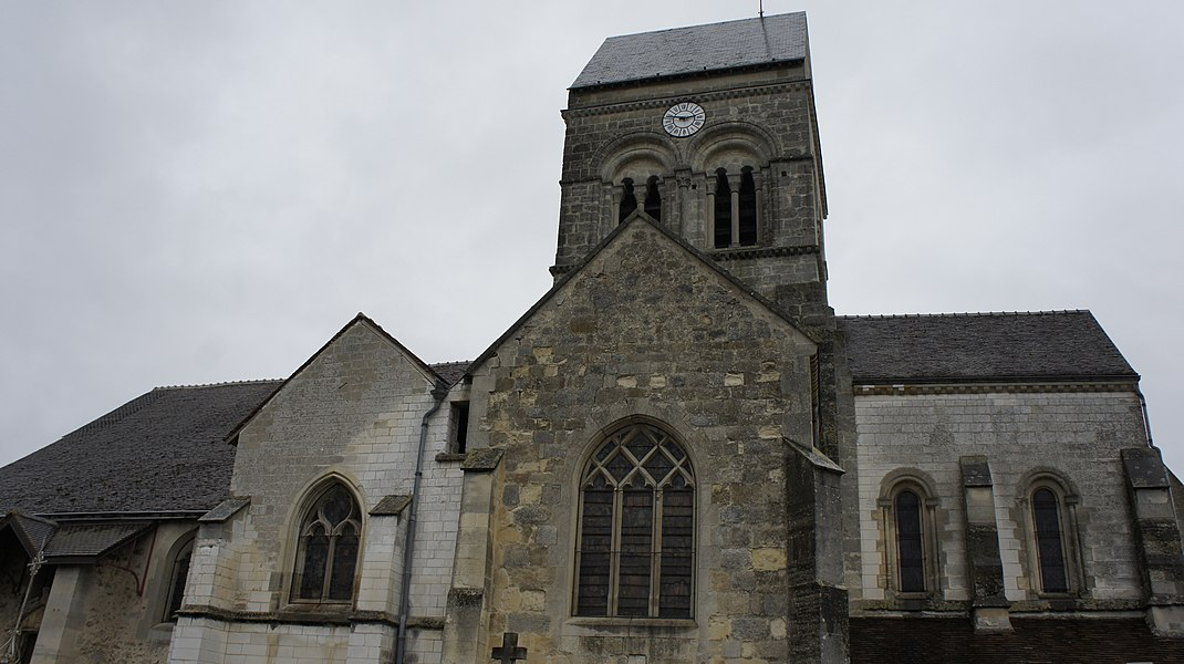 Église Saint-Ephrem de Jâlons.