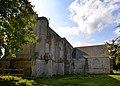Église de l'ancienne abbaye Sainte-Marie. Vue nord.jpg