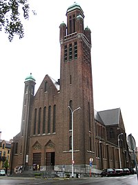 List of places of worship in Brussels | Revolvy