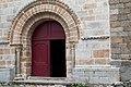 Église du prieuré de Champdieu-Portail occidental-20160403.jpg