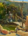 Óleo sobre madeira, 1885, Alfredo Keil.png