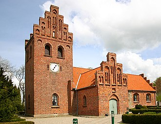 Ølstykke - Ølstykke church