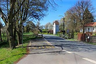 Únehle - Image: Únehle, road No 193