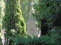 Łódź-grave of Traugott Grohmann.jpg