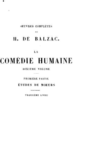 File:Œuvres complètes de H. de Balzac, X.djvu