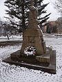 Žďár nad Sázavou - pomník obětem první světové války mezi Smetanovou a Sadovou.JPG