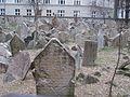 Židovský hřbitov (Josefov), Praha 1, U starého hřbitova, 17. listopadu, Josefov - detail 1.JPG