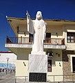 Άγαλμα του Αγίου Κυρίλλου Στ'.JPG
