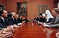 Συνάντηση με τον Πατριάρχη Μόσχας και πασών των Ρωσιών, Κύριλλο Ι.jpg
