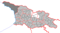 АРА на административной карте Грузии.png