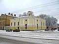 Александровская больница. Часовня у Троицкого собора03.jpg
