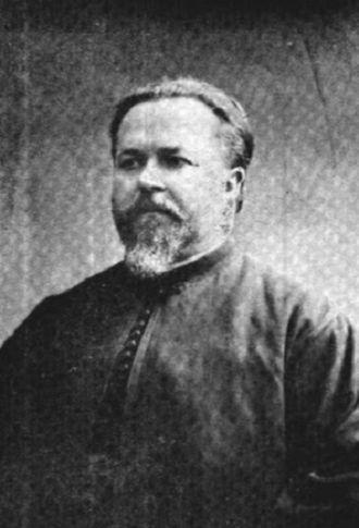Kassian Bogatyrets - Bogatyrets in 1911