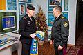 Бойовий прапор Керченської бригади НГУ переданий до Центрального музею НГУ 9696 (26383726095).jpg