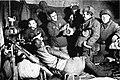 Бойцы 13-й гвардейской стрелковой дивизии в Сталинграде в часы отдыха. Декабрь 1942 г.jpg