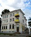 Бывший дом золотопромышленника Треухова, построенный в стиле модерн (Свердловская область, Нижний Тагил, улица Карла Маркса, 21).JPG