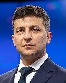 Ukrainian head of state