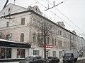Гостиница Зимина-5 улица Крестовая, 25 - переулок Преображенский, 2, литер А, Рыбинск.jpg
