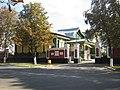 Здание, где размещался штаб богунского полка под командованием Н.А. Щорса.JPG