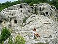 Каземати печерні на західному урвищі плато.jpg