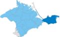 Карта-схема Крыма Ленинский район.png