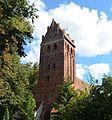 Кирха Нойхаузен. Находится рядом с замком Нойхаузен. Сейчас это Новоапостольская церковь..JPG