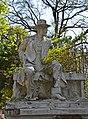 Київ, Сирецький дендропарк, пам'ятник Мічуріну.jpg