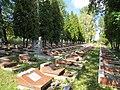Кладовище, де поховані радянські воїни.JPG