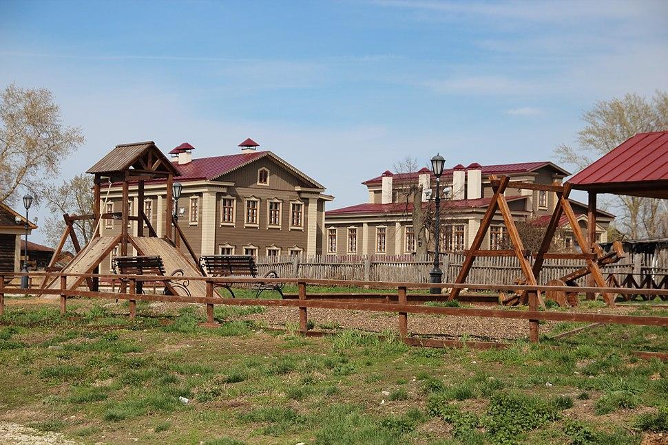 Комплекс зданий земской больницы