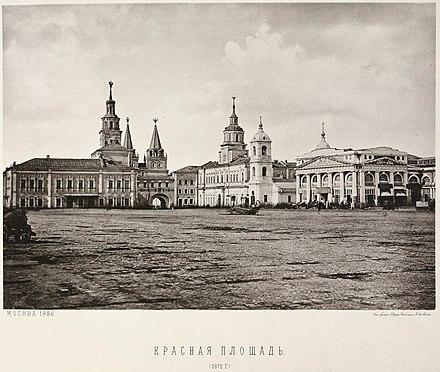Утраченные элитные памятники москвы памятники с гранита цена