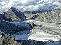 Ледники на подлете к Белухе.jpg