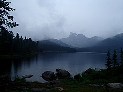Озеро Светлое после дождя.JPG