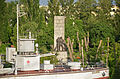 Пам'ятник морякам героїчної Дніпровської флотилії (перенесений на Рибальський острів).jpg