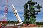 Первый испытательный пуск ракеты-носителя «Ангара-1.2ПП» 07.jpg