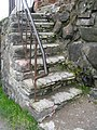 Приозерск. Крепость Корела. Лестница Круглой башни.jpg