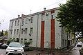 Рівне, вул. Шкільна 1, Будинок, де розвідник Герой Радянського Союзу М. І. Кузнєцов здійснив замах на фашистського генерала Функа.jpg