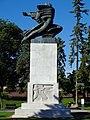 Свјетлопис споменика захвалности Француској, Калемегдан, Биоград.jpg