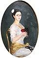 Сорин С.А. 1878-1953 Женщина с розой. 1910.jpg