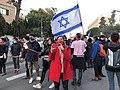 אור-לי ברלב מתעדת את תהלוכת ההפגנה בשבת אחר הצהרים בירושלים 26 בדצמבר 2020.jpg