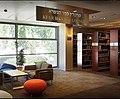 הספרייה לחקלאות, מזון וסביבה - טרקלין כפר הנשיא.jpg