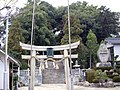 八幡神社 - panoramio - kyokyo.jpg