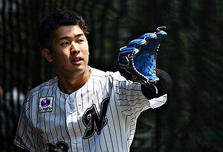 Atsuki Taneichi Japanese baseball player