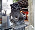 台北新公園石獅 Stone Lion in Taipei New Park - panoramio.jpg