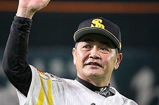 Kimiyasu Kudo Japanese baseball player and manager
