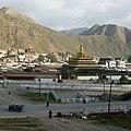 拉卜楞寺 (Lābǔlèngsì) - panoramio.jpg