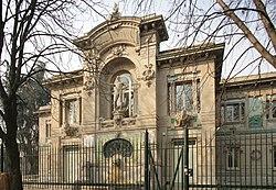 Civic Aquarium of Milan - Wikipedia, the free encyclopedia