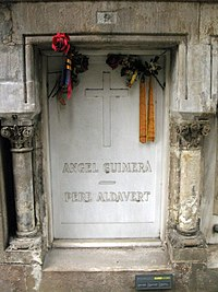 018 Tomba d'Àngel Guimerà i Pere Aldavert.jpg