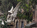 038 Tomba de la família Rusiñol, àngel d'Enric Clarasó.jpg